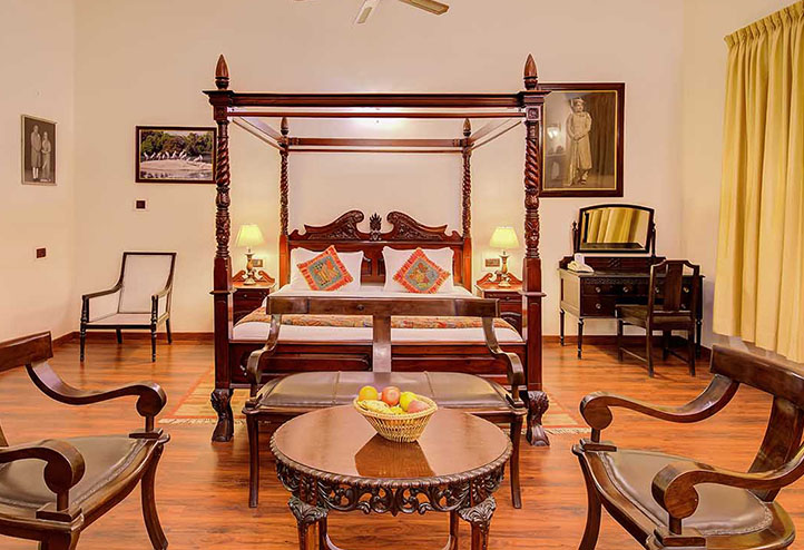 Award Winning Hotel Rooms in Hampi